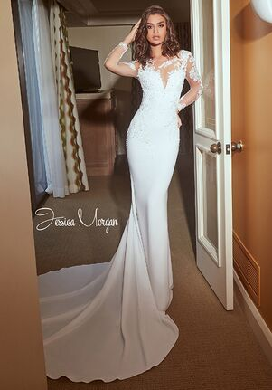 Jessica Morgan FANTASY, J1983 Mermaid Wedding Dress