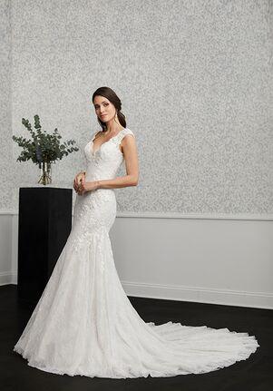 Adrianna Papell Platinum 31111 Wedding Dress