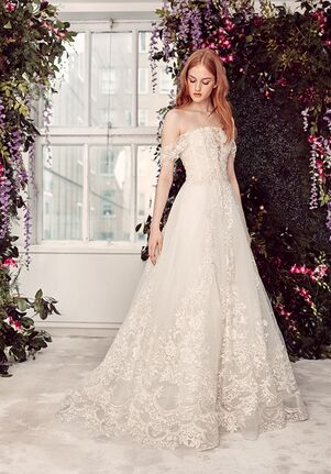 Alyne by Rita Vinieris Blaine Ball Gown Wedding Dress