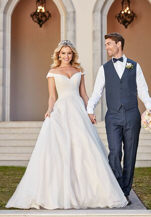Stella York 6901 A-Line Wedding Dress