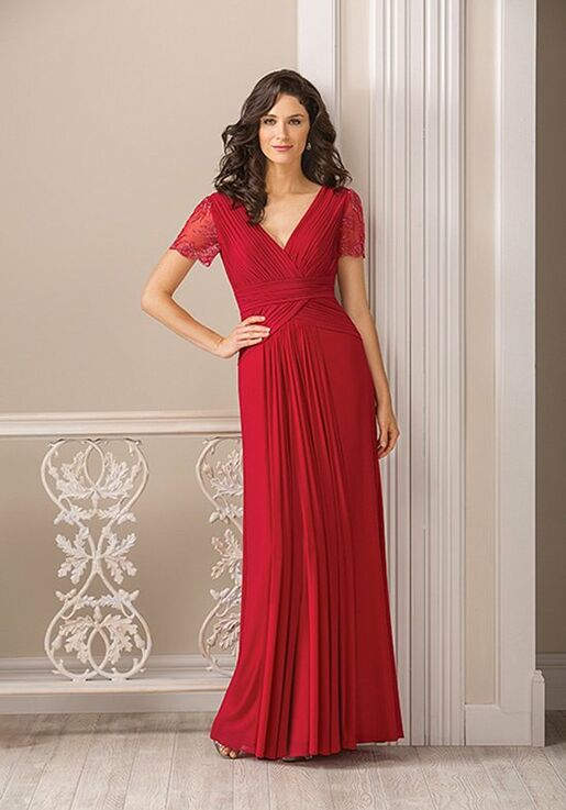 78736715f500 Jade J185012 Mother Of The Bride Dress | The Knot