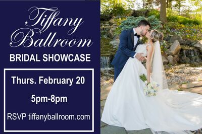 The Tiffany Ballroom : Four Points by Sheraton Norwood