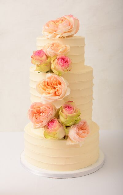Outstanding Wedding Cake Bakeries In St Louis Mo The Knot Funny Birthday Cards Online Alyptdamsfinfo