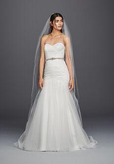 David's Bridal David's Bridal Style WG3791 Mermaid Wedding Dress