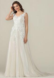 Avery Austin Genesis A-Line Wedding Dress