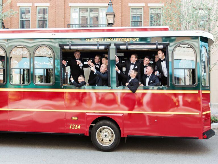 Wedding Transportation Everything To Know About Wedding Transit
