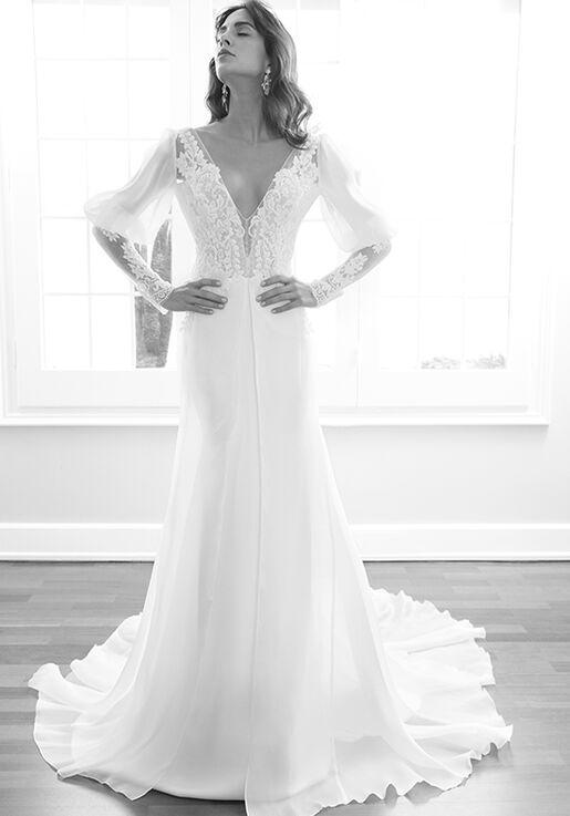 Alessandra Rinaudo Collection Laura Ar 2018 Mermaid Wedding Dress