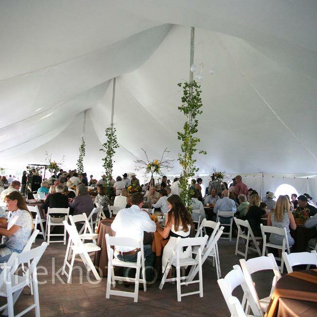 26 Rustic Wedding Ideas That Still Feel Elevated: A Country Western Outdoor Wedding