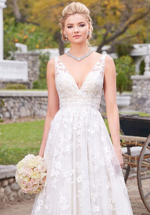 IVOIRE by KITTY CHEN CARLA, V1818 Ball Gown Wedding Dress
