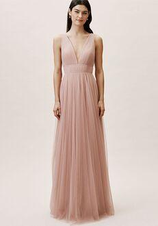 BHLDN (Bridesmaids) Sarita Dress V-Neck Bridesmaid Dress