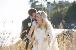 Romantic Photos in the Wheat Field