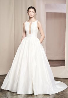 Justin Alexander Signature Azalea Ball Gown Wedding Dress