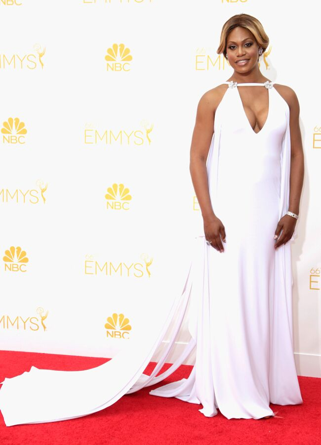 Laverne Cox Emmy Awards