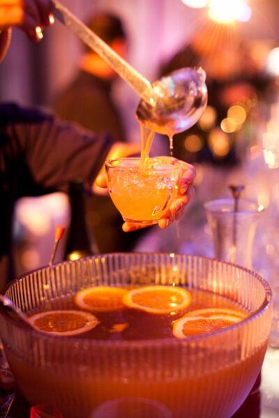 Wedding Cocktail Design