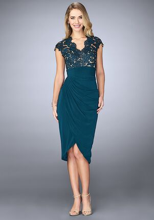 Mother of the Groom Semi Formal Dress
