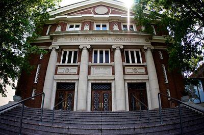 Sheldon Concert Hall and Art Galleries