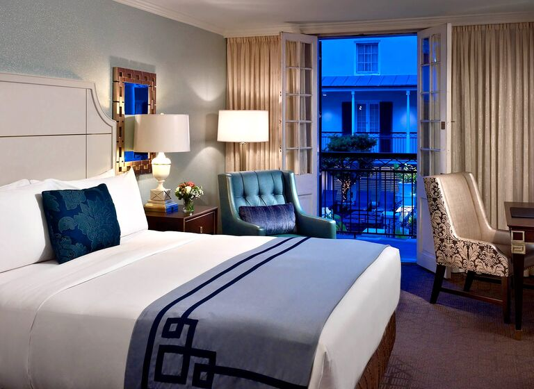 Royal Sonesta New Orleans bachelor party hotels