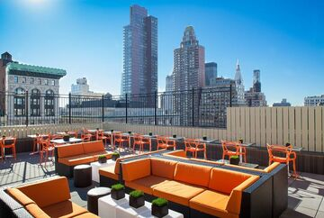 Cloud Social - Rooftop Bar - Manhattan, NY