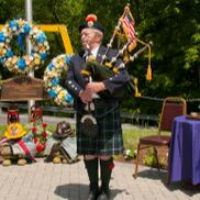Harriman, NY Celtic Bagpipes | Kevin 'amazing' Grace