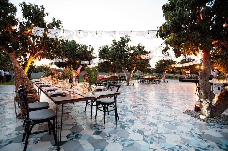 Alfresco Mango Orchard Terrace Reception