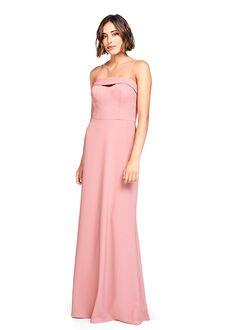 Bari Jay Bridesmaids 2021 V-Neck Bridesmaid Dress