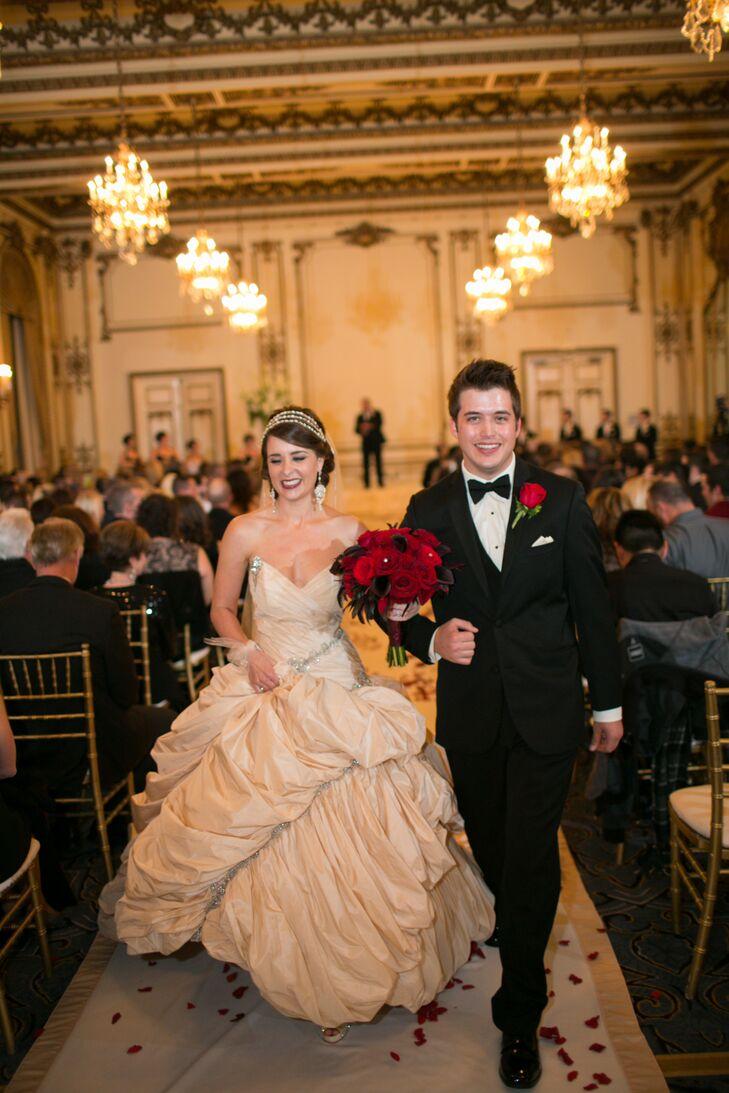 Ceremony Recessional, The Fairmont Venue