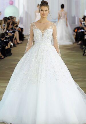 Ines Di Santo Yvette Ball Gown Wedding Dress