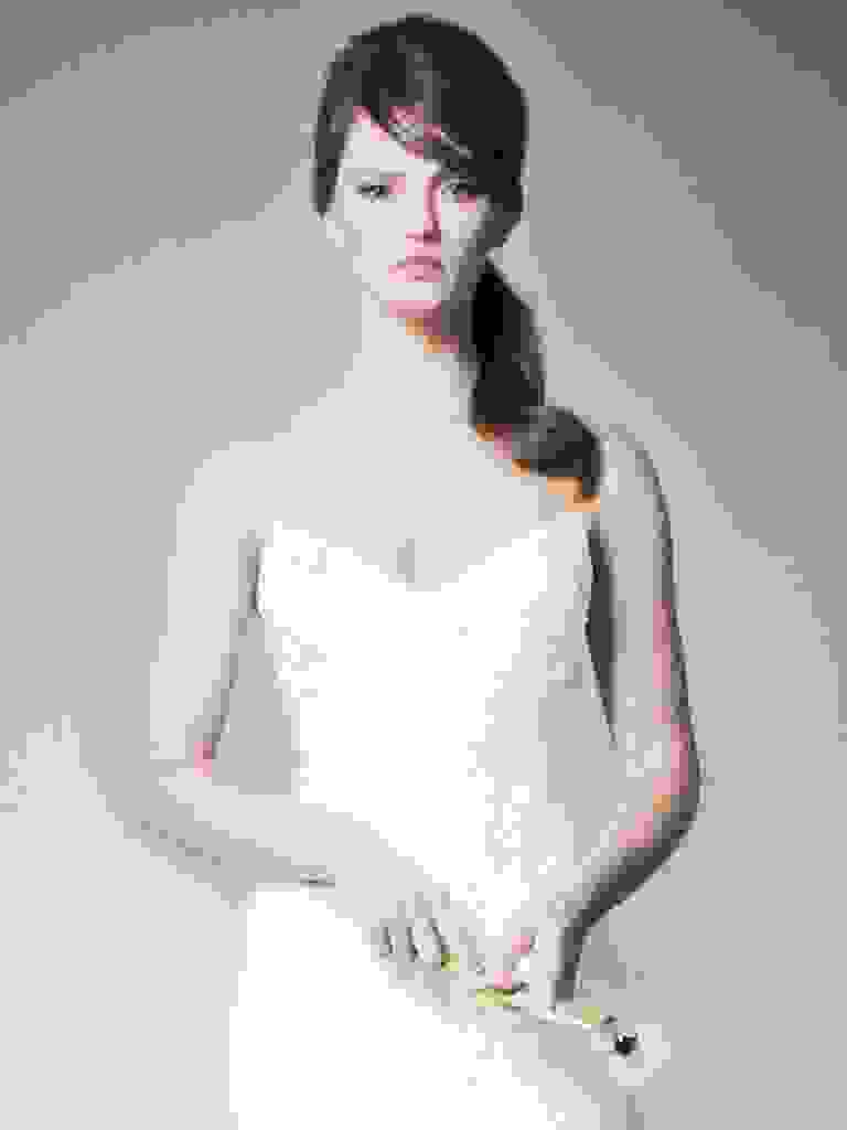 ROMONA New York Spring 2019 wedding dress