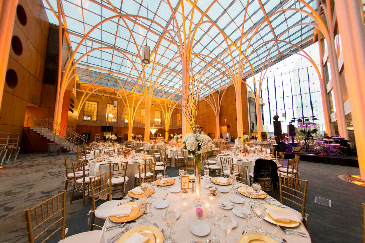 Wedding reception venues in indianapolis in the knot indianapolis public library junglespirit Images
