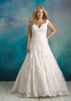 Allure Bridals W416 Ball Gown Wedding Dress