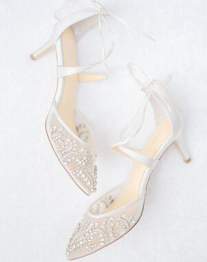 Bella Belle FRANCES IVORY Ivory Shoe