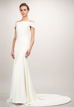 THEIA 890413 Mermaid Wedding Dress