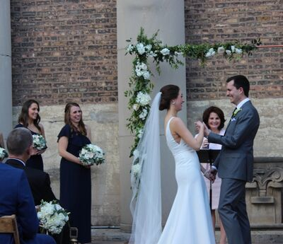 Vista Events, LLC--Weddings by Minister Debra Ann