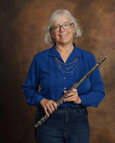 Marie B., Flutist