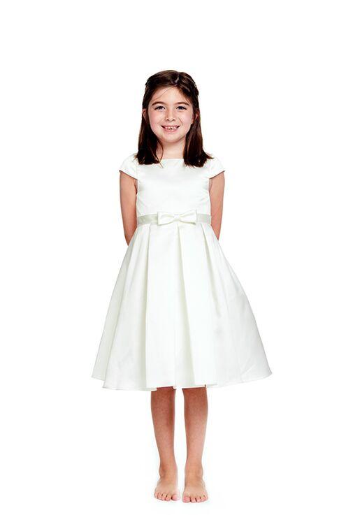 Bari Jay Flower Girls F0320 Ivory Flower Girl Dress