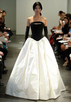 Vera Wang Spring 2014 Look 13 Ball Gown Wedding Dress