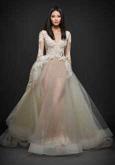 Lazaro 3762 Ball Gown Wedding Dress