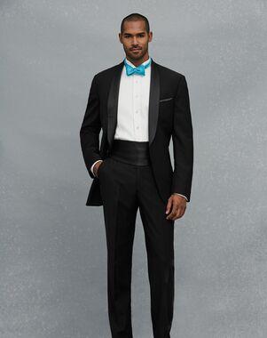 Jos. A. Bank Shawl Lapel Black Tuxedo Black Tuxedo