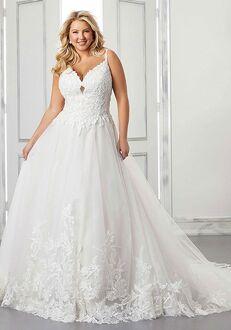 Morilee by Madeline Gardner/Julietta Britannia Ball Gown Wedding Dress