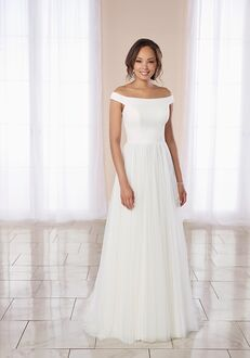 Stella York 7023 A-Line Wedding Dress