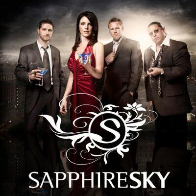 Sapphire Sky