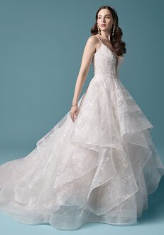 Maggie Sottero ZURI A-Line Wedding Dress
