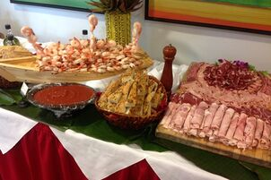 Saltblock Catering Events Florida