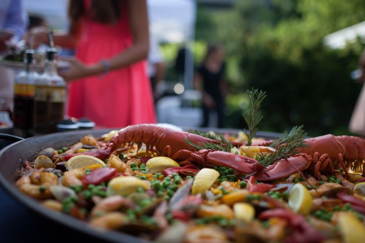 Sensational Paella Catering Company