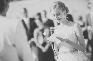 Aubrey and Andrew Wedding Vows