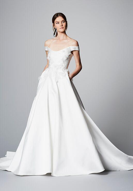 Marchesa PHOENIX Wedding Dress - The Knot