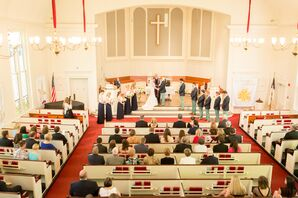 First Congregational Church Ceremony