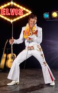 Vancouver, BC Elvis Impersonator | Ronnie Scott - Iconic Tributes