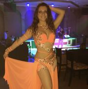Union City, NJ Belly Dancer | Valeria Quint