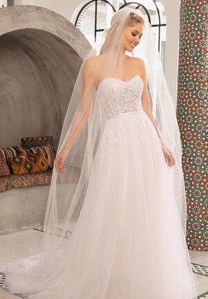 Beloved by Casablanca Bridal BL306 Nova Ball Gown Wedding Dress
